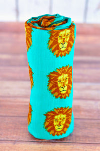ROAR COTTON SWADDLE