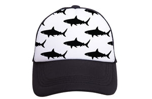 Sharks Trucker Hat