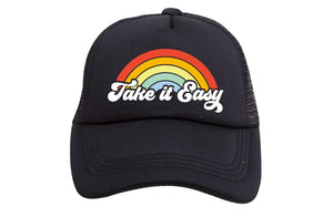 Take it Easy Trucker Hat