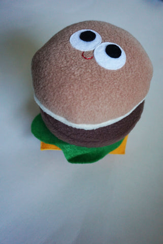 HAMBURGER - PLUSH
