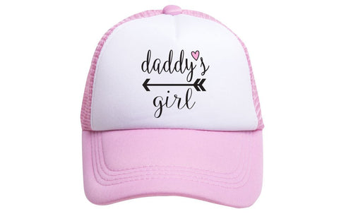 DADDYS GIRL - TRUCKER HAT