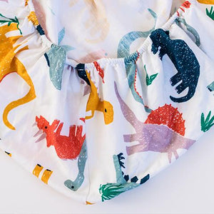 DINOSAUR - CRIB SHEET