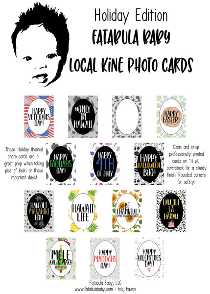 HOLIDAY EDITION LOCAL KINE PHOTO CARDS