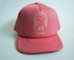 """MERMAID"" TRUCKER HAT"