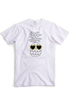 PINEAPPLE PRINCESS TEE