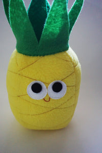 PINEAPPLE - PLUSH