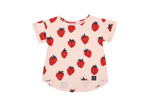 PEACH STRAWBERRY - T-SHIRT