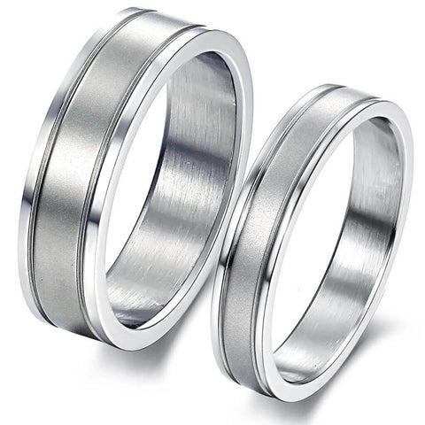 Personalized Wedding Bands For Lover