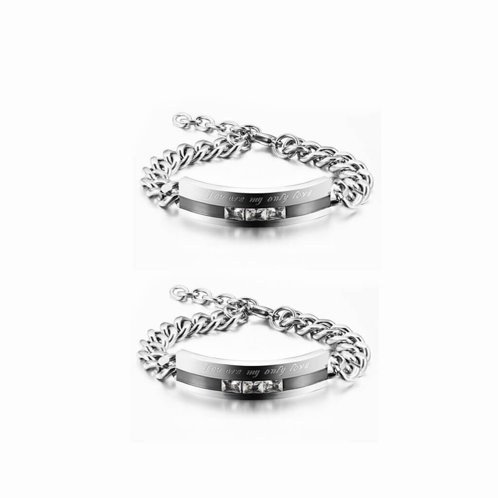 Matching Couple Bracelets