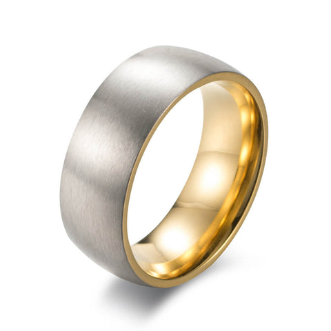 Male Gold Promise Rings