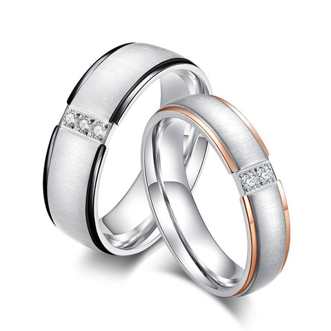 Customized Wedding Bands