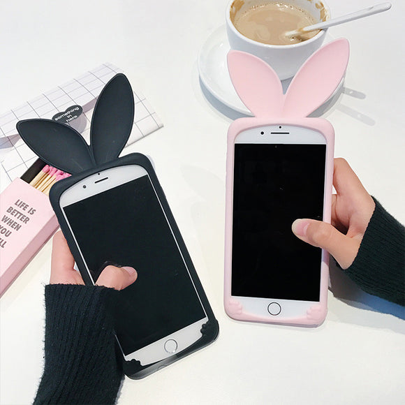 Bunny Ear iPhone Cases