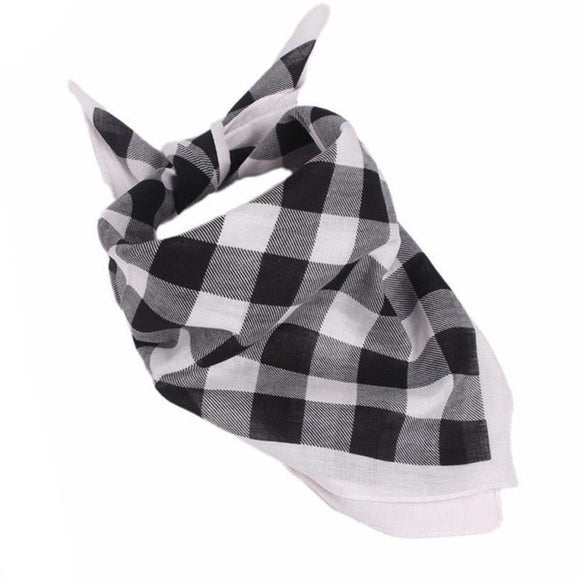 Plaid Head Accessory
