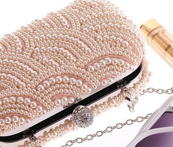 Luxury Coin Clutch