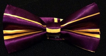 Purple & Gold