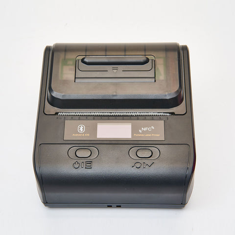 NT-G8 Bluetooth 80mm Portable Thermal Label Printer Compatible with Android/iOS/PC/Windows
