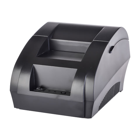 NT-5890K 58mm USB Thermal Receipt Printer Compatible with ESC/POS Print Commands Set