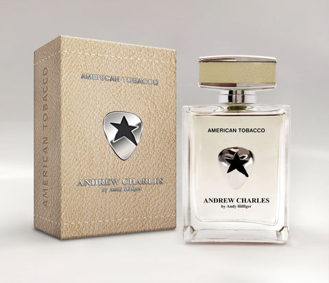 American Tobacco Cologne Andrew Charles by Andy Hilfiger Limited Edition