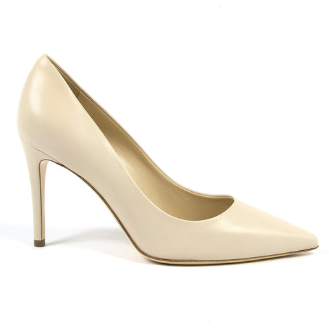 Andrew Charles New York By Andy Hilfiger Womens Pump Beige MEMPHIS