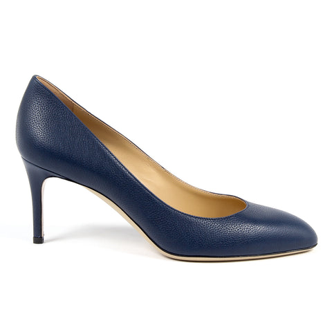 Andrew Charles New York By Andy Hilfiger Womens Pump Blue LOS ANGELES