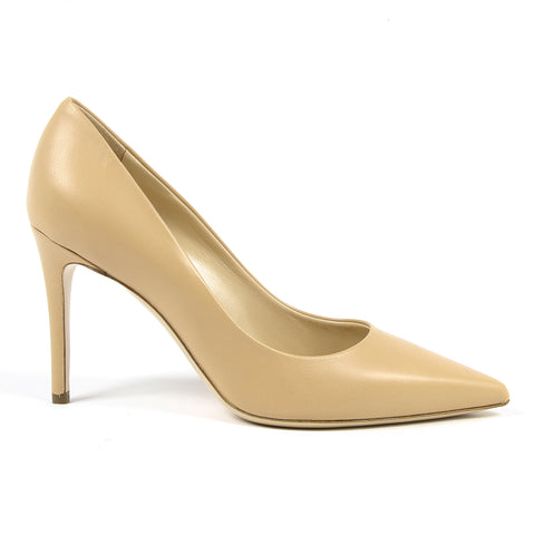 Andrew Charles New York By Andy Hilfiger Womens Pump Camel MEMPHIS