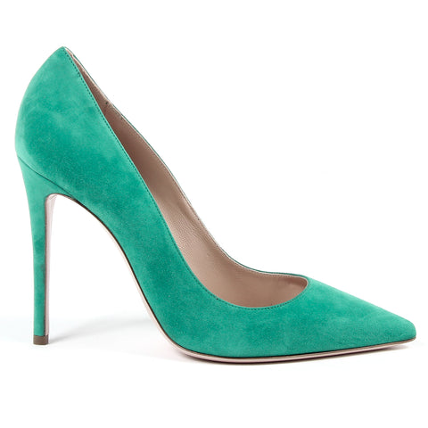 Andrew Charles New York By Andy Hilfiger Womens Pump Green AUSTIN