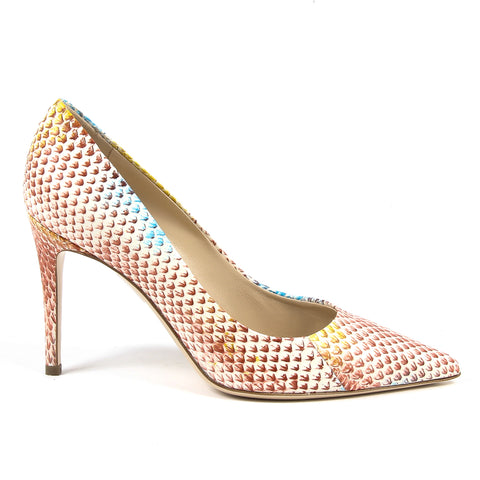 Andrew Charles New York By Andy Hilfiger Womens Pump Multicolor MEMPHIS