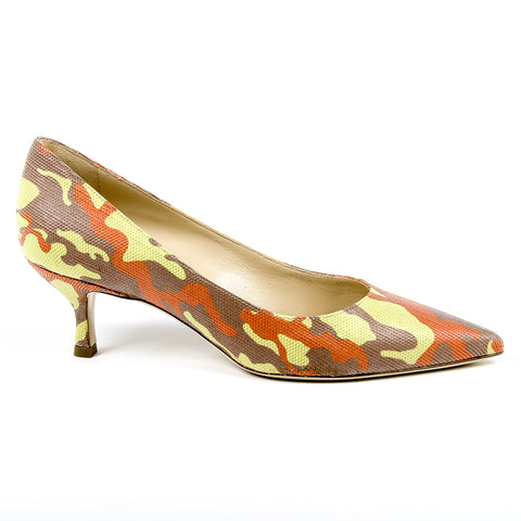 Andrew Charles New York By Andy Hilfiger Womens Pump Multicolor SAN DIEGO