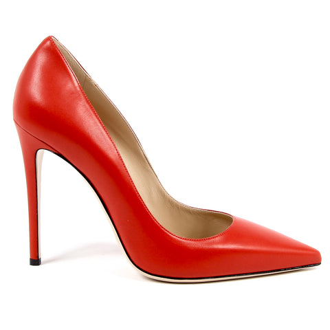 Andrew Charles New York By Andy Hilfiger Womens Pump Red AUSTIN