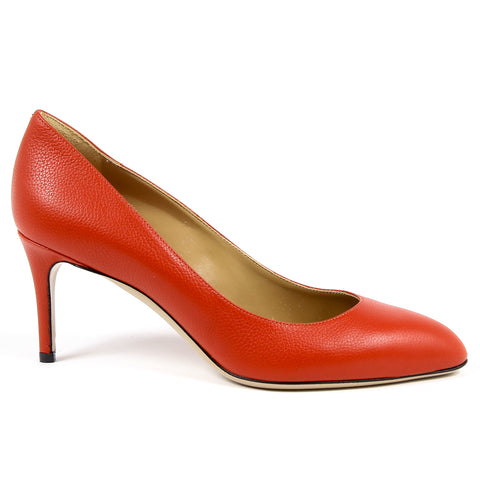 Andrew Charles New York By Andy Hilfiger Womens Pump Red LOS ANGELES