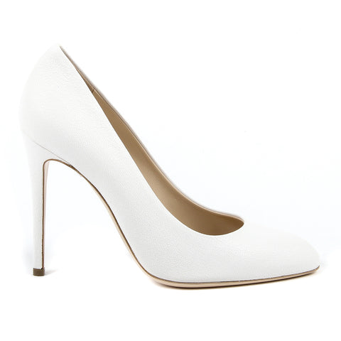 Andrew Charles New York By Andy Hilfiger Womens Pump White BOSTON