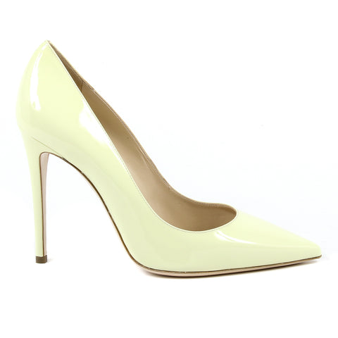 Andrew Charles New York By Andy Hilfiger Womens Pump Yellow AUSTIN