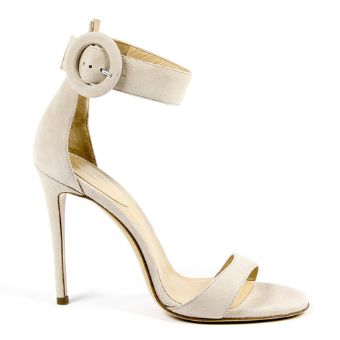 Andrew Charles New York By Andy Hilfiger Womens Sandal Beige NASHVILLE