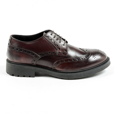 Andrew Charles New York Mens Classic Shoe Brown EDDIE