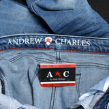 Andrew Charles New York Mens Jeans Denim JAN