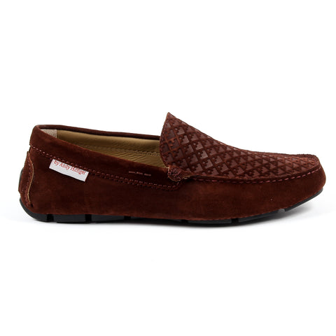 Andrew Charles New York Mens Loafer Bordeaux TRON