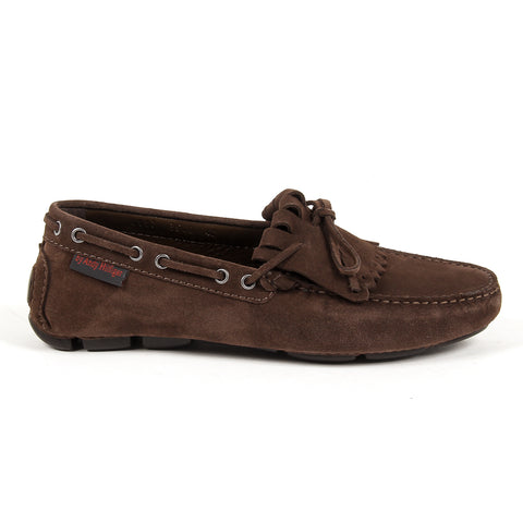Andrew Charles New York Mens Loafer Brown JETT