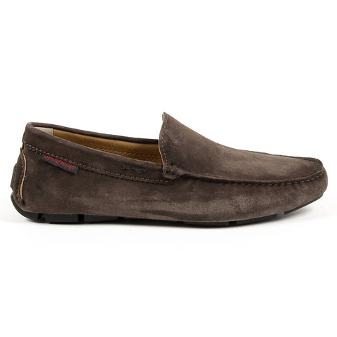 Andrew Charles New York Mens Loafer Brown TRON