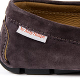 Andrew Charles New York Mens Loafer Dark Grey JACKSON