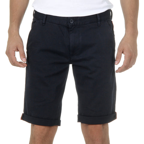 Andrew Charles New York Mens Shorts Blue SADECK