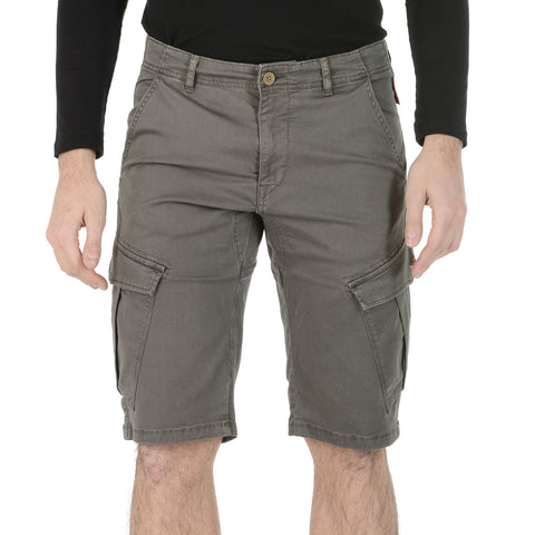 Andrew Charles New York Mens Shorts Brown JAKO
