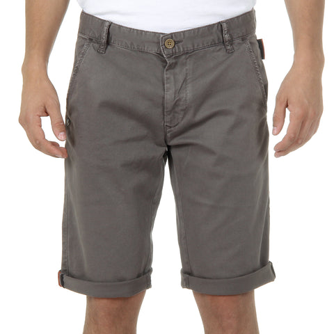 Andrew Charles New York Mens Shorts Brown SADECK