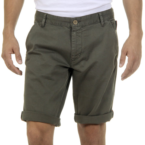 Andrew Charles New York Mens Shorts Green SADECK