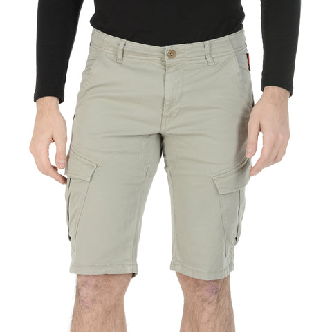 Andrew Charles New York Mens Shorts Taupe JAKO