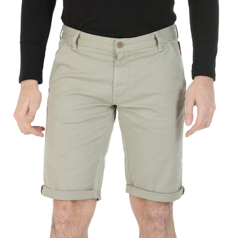 Andrew Charles New York Mens Shorts Taupe SADECK