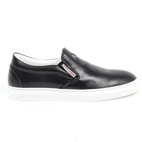 Andrew Charles New York Mens Slip On Sneaker