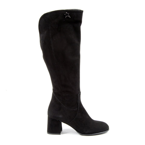 Andrew Charles New York Womens Boot Black AVRIL