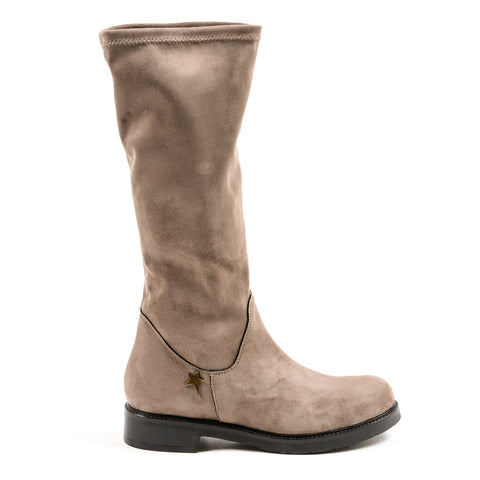 Andrew Charles New York Womens Boot Taupe CHER