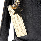 Andrew Charles New York Womens Handbag Black REBECCA