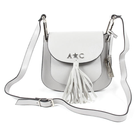 Andrew Charles New York Womens Handbag Grey JOURNEY